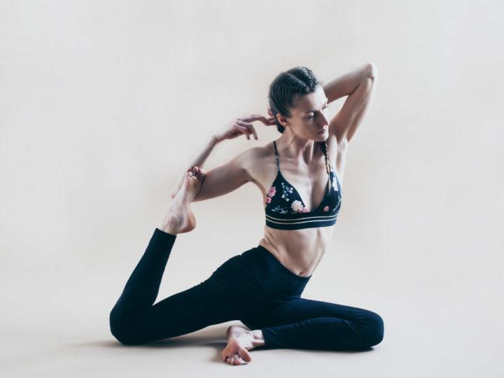 Kurs jogi dla początkujących marzec-kwiecień