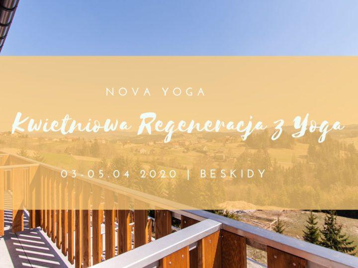Kwietniowa regeneracja z jogą